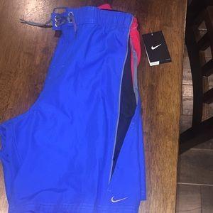 Brand new men Nike swim shorts